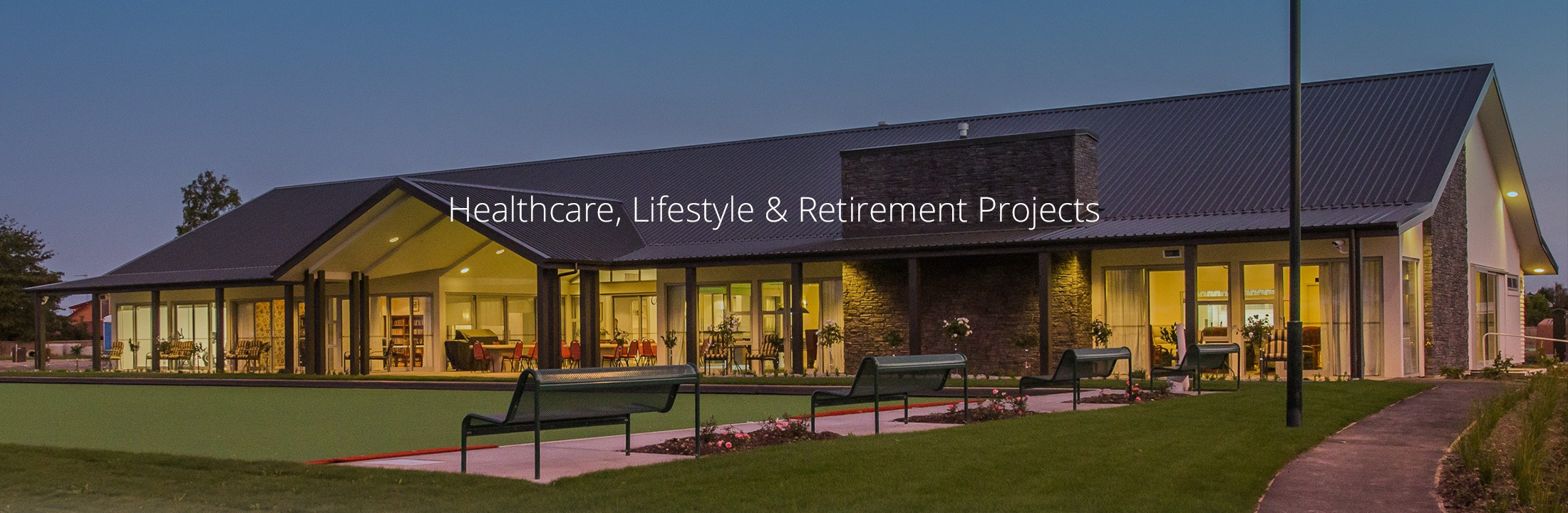 Lochlea Healthcare Lifestyle resort HPA Group New Zealand